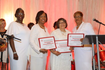 Award Recipient Birmingham Alumnae Chapter Youth Initiatives